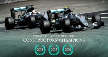 Mercedes champion