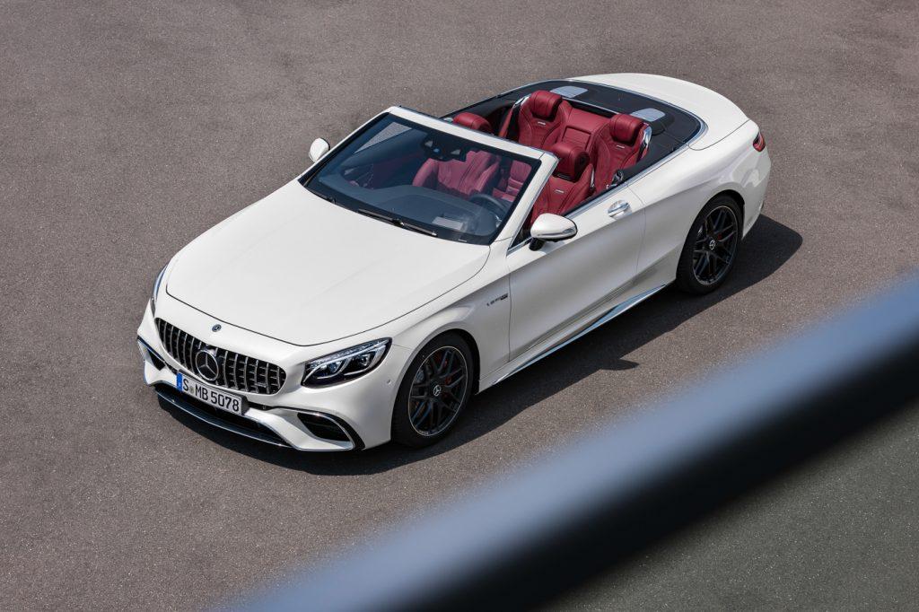 Mercedes-AMG S 63 4MATIC+