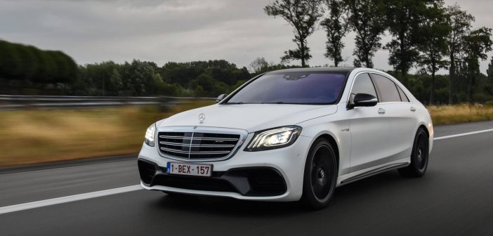 Test Drive: Mercedes-AMG S 63 4MATIC+ V222