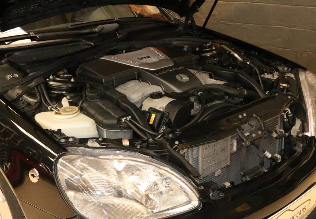 S 63 AMG V12