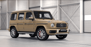 What is the perfect color for the new G 63 AMG?