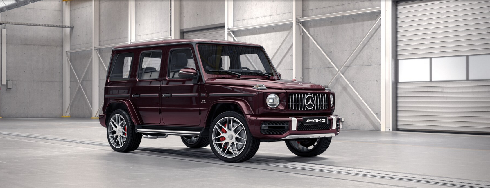 Mercedes Gle 43 Amg >> What is the perfect color for the new G 63 AMG? - AMG In Years